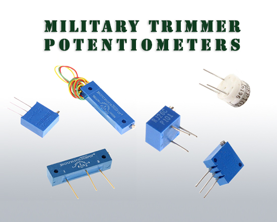 Mil-Spec Trimmer Potentiometers