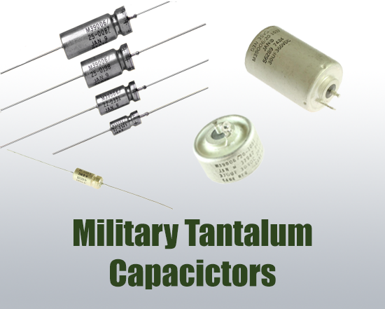 Mil-Spec Tantalum Capacitors