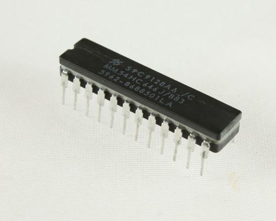 Picture of MM54HC646J/883