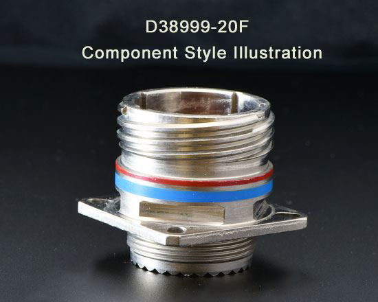 Picture of D38999/20FA35PN | AMPHENOL