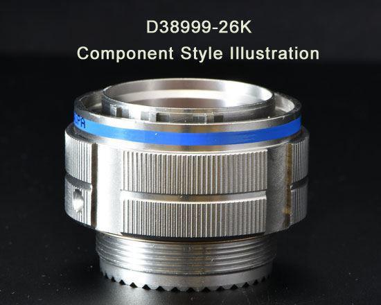 Amphenol Part Number D38999//26JF32Sa